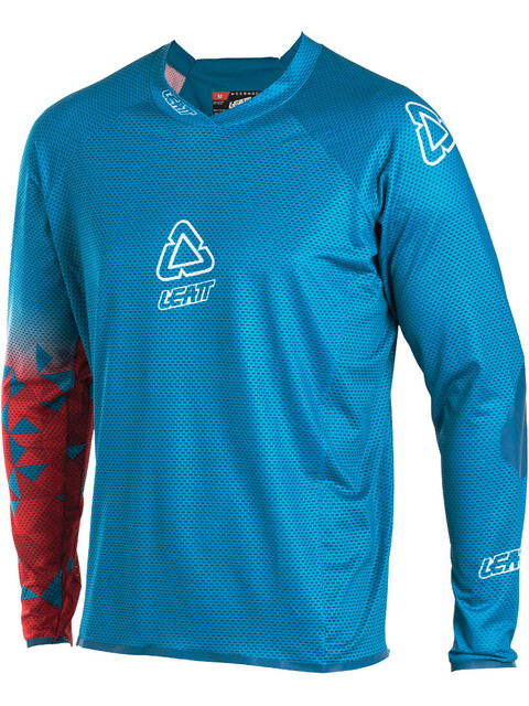 Leatt DBX 4.0 Ultraweld Jersey Men Fuel